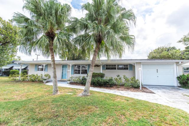 235 Bel Aire Drive S, Merritt Island, FL 32952 (MLS #828734) :: Blue Marlin Real Estate