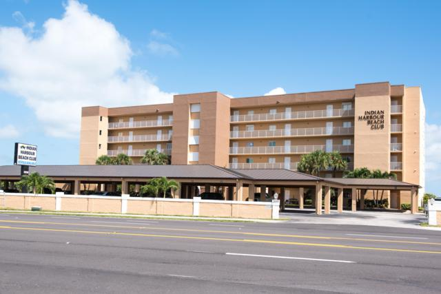 2055 Highway A1a #104, Indian Harbour Beach, FL 32937 (MLS #828809) :: Premium Properties Real Estate Services