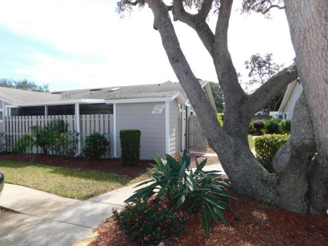 1919 Quail Ridge Court #2201, Cocoa, FL 32926 (MLS #828848) :: Pamela Myers Realty