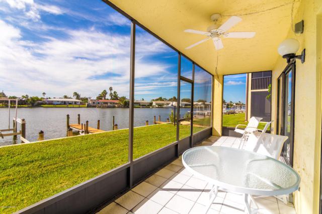 325 S Banana River Boulevard #601, Cocoa Beach, FL 32931 (MLS #828859) :: Pamela Myers Realty