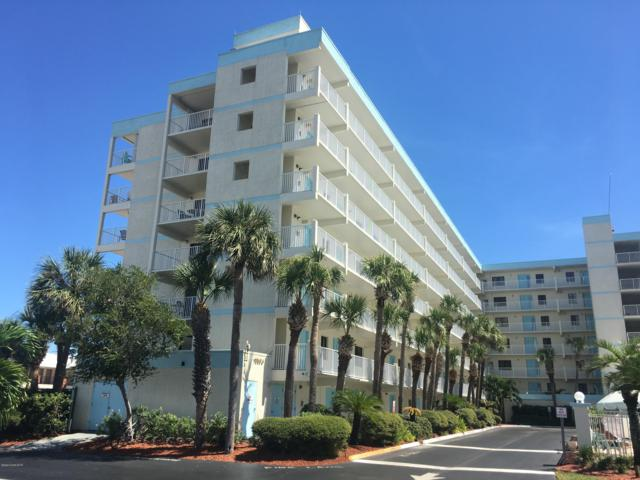1050 N Atlantic Avenue #700, Cocoa Beach, FL 32931 (MLS #828927) :: Pamela Myers Realty