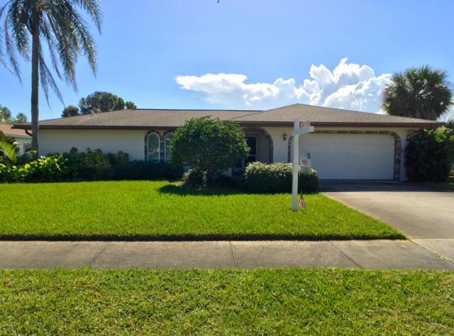 411 E Amherst Circle, Satellite Beach, FL 32937 (MLS #829100) :: Pamela Myers Realty