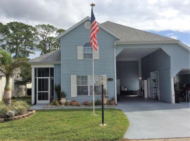 534 Fairways Drive #534, Titusville, FL 32780 (MLS #829101) :: Pamela Myers Realty