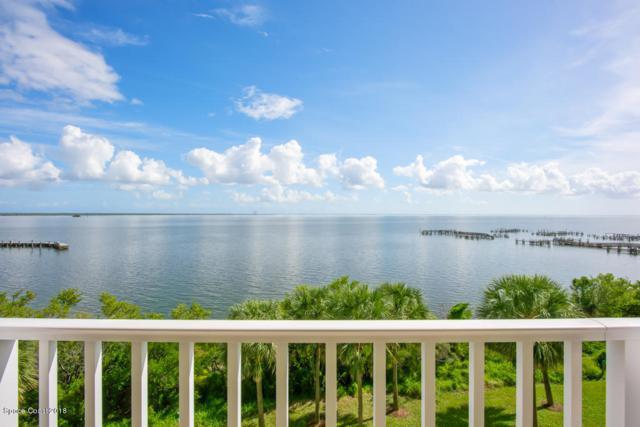 7 Indian River Avenue #403, Titusville, FL 32796 (MLS #829105) :: Platinum Group / Keller Williams Realty