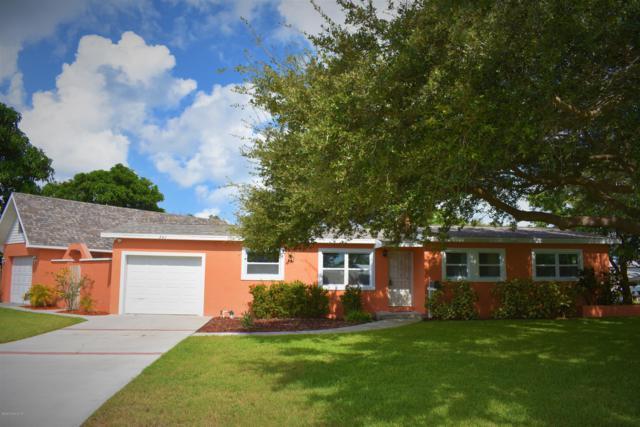 241 NE Second Terrace, Satellite Beach, FL 32937 (MLS #829126) :: Pamela Myers Realty