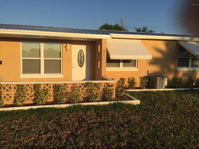 401 Sea Gull Drive, Satellite Beach, FL 32937 (MLS #829186) :: Premium Properties Real Estate Services