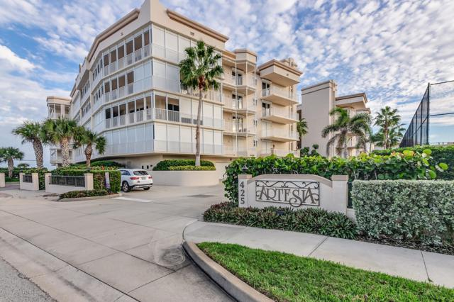 425 Pierce Avenue #207, Cape Canaveral, FL 32920 (MLS #829206) :: Pamela Myers Realty