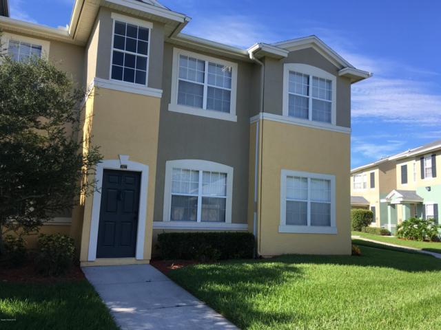 1776 Sophias Drive #207, Melbourne, FL 32940 (MLS #829274) :: Pamela Myers Realty
