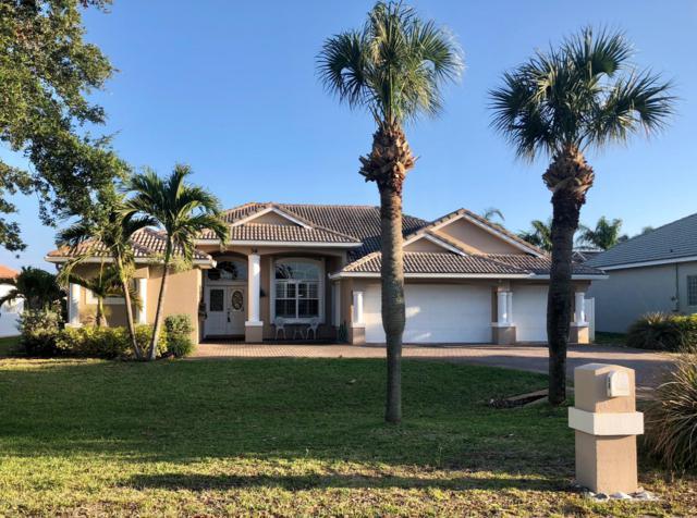 36 Indian Village Trail, Cocoa Beach, FL 32931 (MLS #829349) :: Pamela Myers Realty