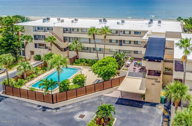 1101 S Miramar Avenue #205, Indialantic, FL 32903 (MLS #829352) :: Premium Properties Real Estate Services