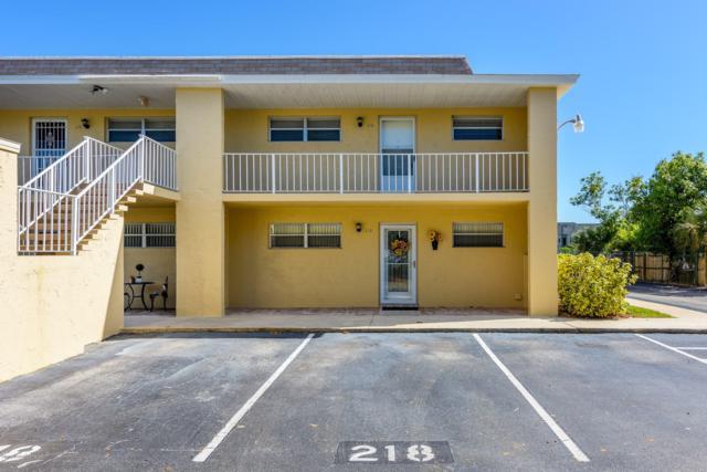 2135 N Courtenay Parkway 218 C, Merritt Island, FL 32953 (MLS #829358) :: Platinum Group / Keller Williams Realty