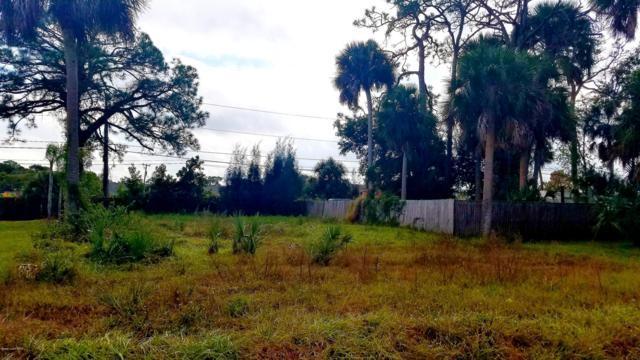 0 Willow Street, Titusville, FL 32780 (MLS #829437) :: Pamela Myers Realty