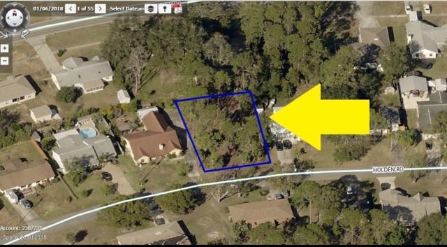 5340 Holden Road, Cocoa, FL 32927 (MLS #829508) :: Pamela Myers Realty