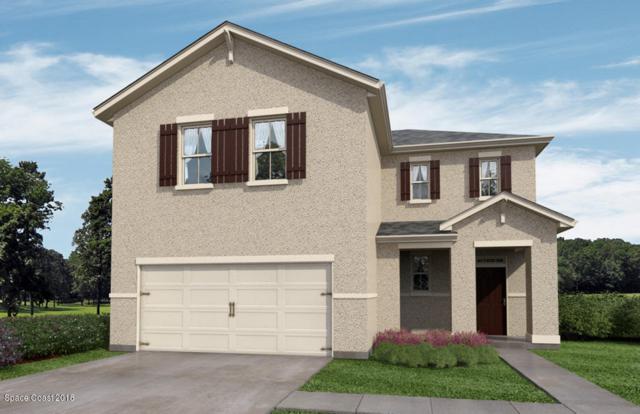 905 Newton Circle, Rockledge, FL 32955 (MLS #829533) :: Pamela Myers Realty