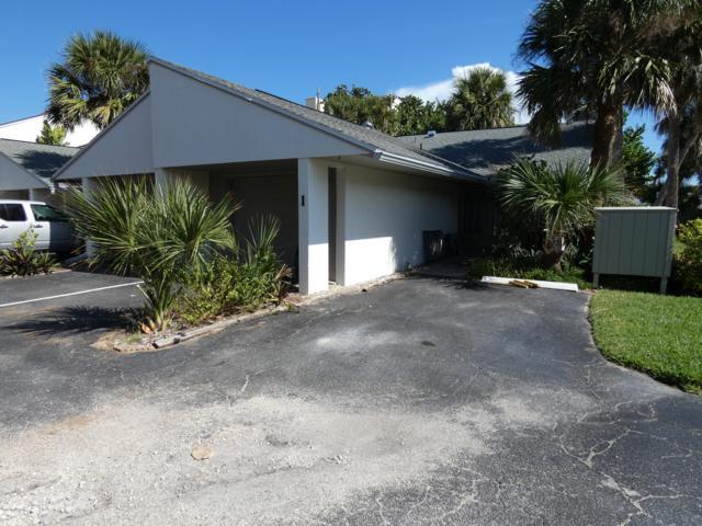 100 Coral Way E #1, Indialantic, FL 32903 (MLS #829560) :: Platinum Group / Keller Williams Realty
