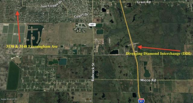 3138 Framingham Avenue SW, Palm Bay, FL 32908 (MLS #829647) :: Pamela Myers Realty