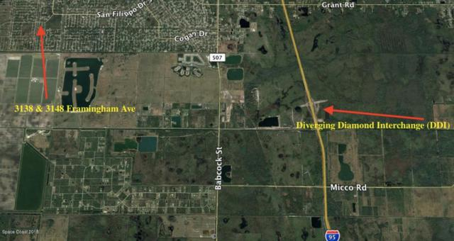 3148 Framingham Avenue SW, Palm Bay, FL 32908 (MLS #829648) :: Pamela Myers Realty