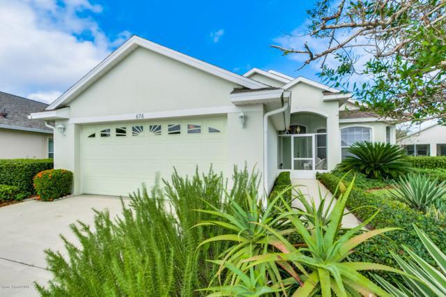 676 Rochester Drive, West Melbourne, FL 32904 (MLS #829683) :: Platinum Group / Keller Williams Realty