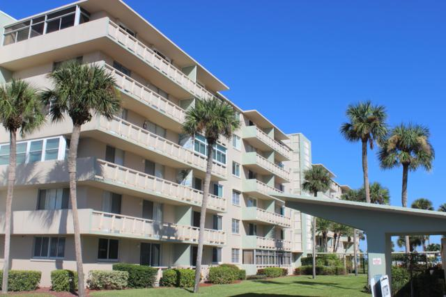 2020 N Atlantic Avenue 104 N, Cocoa Beach, FL 32931 (MLS #829717) :: Blue Marlin Real Estate