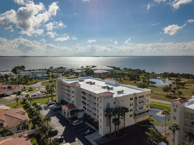 732 Bayside Drive #502, Cape Canaveral, FL 32920 (MLS #829725) :: Premium Properties Real Estate Services