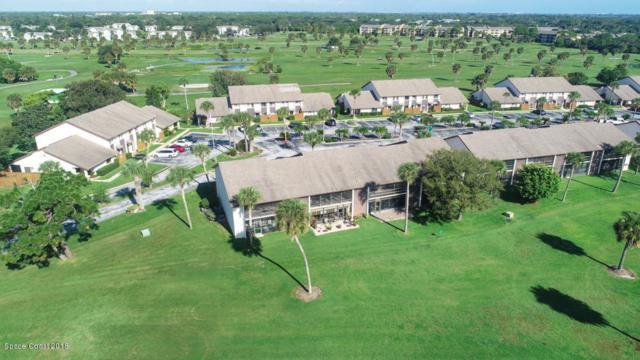 2275 Golf Isle Drive #224, Melbourne, FL 32935 (MLS #829746) :: Pamela Myers Realty