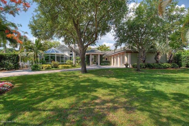 200 Riverside Drive, Melbourne Beach, FL 32951 (MLS #829858) :: Coral C's Realty LLC