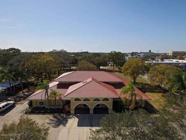 109 Silver Palm Avenue, Melbourne, FL 32901 (MLS #829860) :: Coral C's Realty LLC