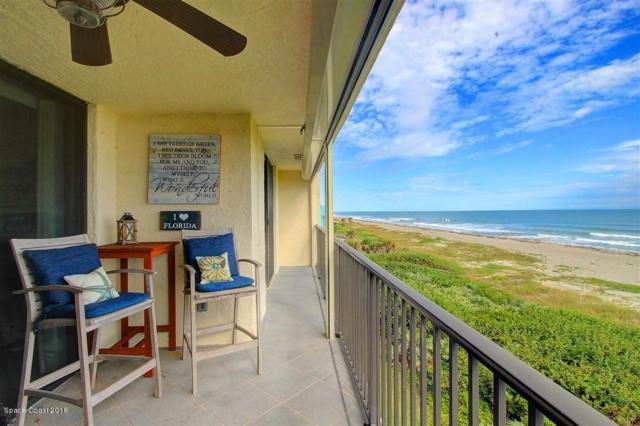2815 S Atlantic Avenue #403, Cocoa Beach, FL 32931 (MLS #829890) :: Coral C's Realty LLC