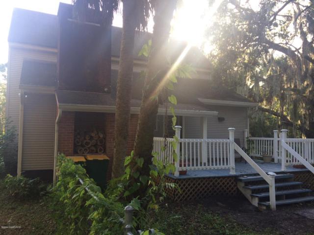 1655 Harlock Road, Melbourne, FL 32934 (MLS #829906) :: Coral C's Realty LLC