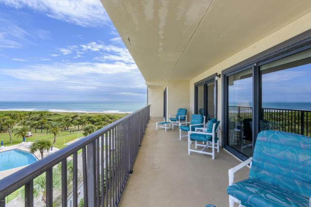 3170 N Atlantic Avenue #614, Cocoa Beach, FL 32931 (MLS #829913) :: Pamela Myers Realty