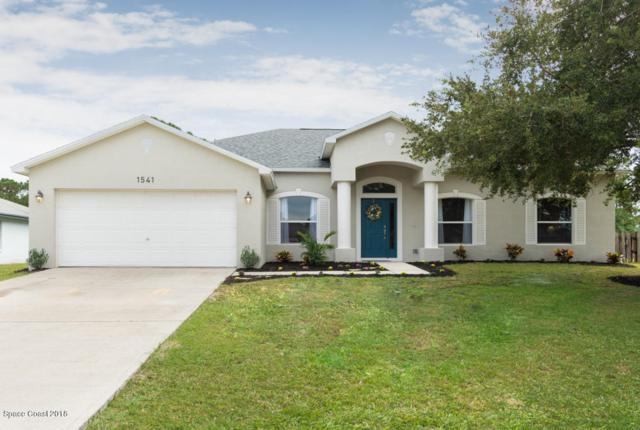 1541 Ashboro Circle SE, Palm Bay, FL 32909 (MLS #829922) :: Coral C's Realty LLC