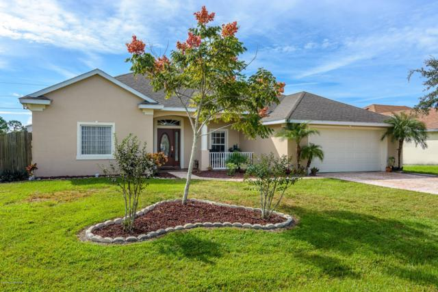 712 Campbell Street SE, Palm Bay, FL 32909 (MLS #829932) :: Coral C's Realty LLC