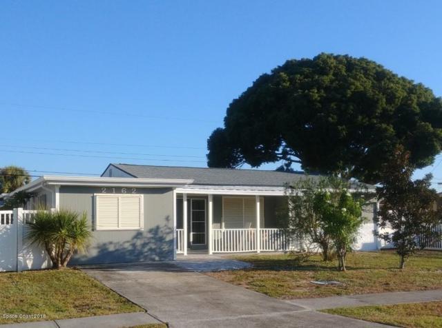 2162 Woodbury Road, Melbourne, FL 32935 (MLS #829937) :: Coral C's Realty LLC