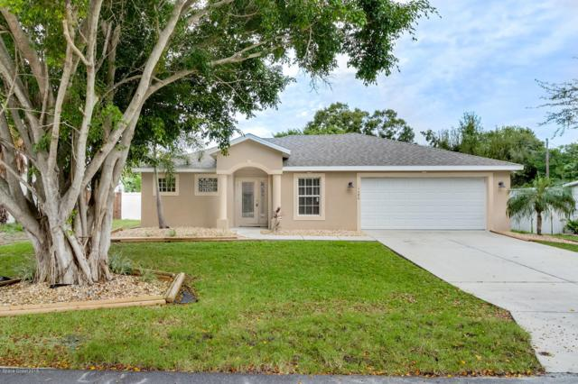 1680 Hortana Drive, Merritt Island, FL 32952 (MLS #829938) :: Premium Properties Real Estate Services