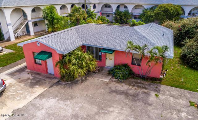 909 S Miramar Avenue S, Indialantic, FL 32903 (MLS #829970) :: Premium Properties Real Estate Services