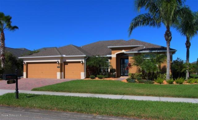 3621 Terramore Drive, Melbourne, FL 32940 (MLS #829978) :: Platinum Group / Keller Williams Realty