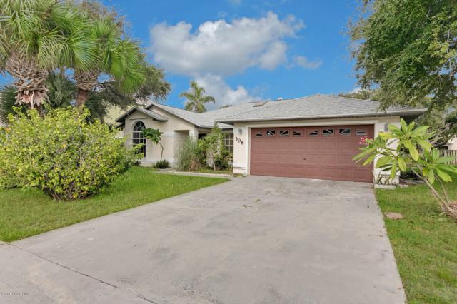 308 Surf Drive, Cape Canaveral, FL 32920 (MLS #830192) :: Platinum Group / Keller Williams Realty