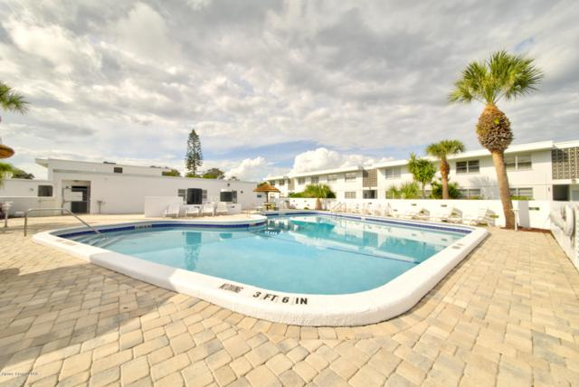 8401 N Atlantic Avenue H-11, Cape Canaveral, FL 32920 (MLS #830362) :: Blue Marlin Real Estate