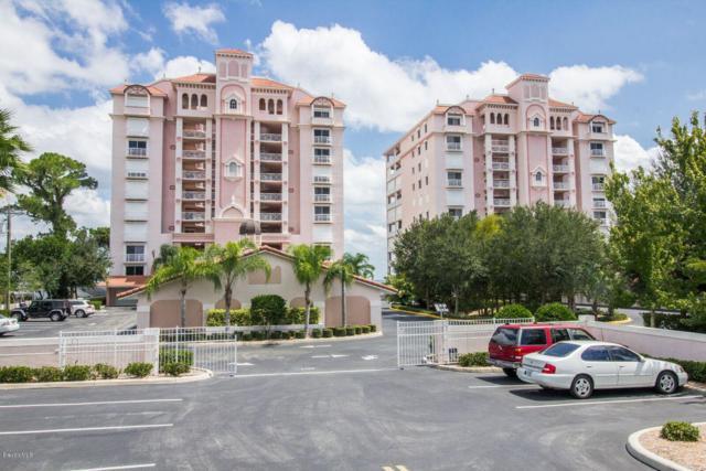 3203 S Washington Avenue #901, Titusville, FL 32780 (MLS #830376) :: Pamela Myers Realty