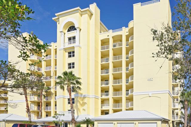 490 Sail Lane #302, Merritt Island, FL 32953 (MLS #830554) :: Blue Marlin Real Estate