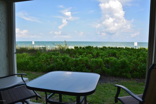 199 Highway A1a #103, Satellite Beach, FL 32937 (MLS #830572) :: Pamela Myers Realty