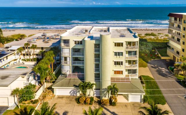 3031 S Atlantic Avenue #402, Cocoa Beach, FL 32931 (MLS #830794) :: Platinum Group / Keller Williams Realty