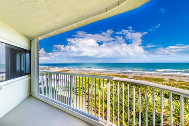 3031 S Atlantic Avenue #303, Cocoa Beach, FL 32931 (MLS #830857) :: Premium Properties Real Estate Services
