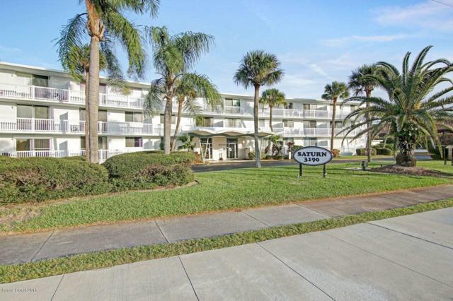 3190 N Atlantic Avenue #102, Cocoa Beach, FL 32931 (MLS #830912) :: Pamela Myers Realty