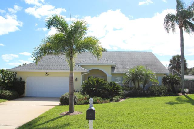 437 7th Avenue, Indialantic, FL 32903 (MLS #830913) :: Pamela Myers Realty