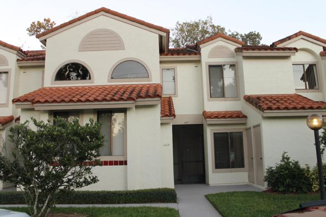 1129 Country Club Drive #922, Titusville, FL 32780 (MLS #830984) :: Platinum Group / Keller Williams Realty