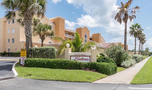 1831 Highway A1a #3202, Indian Harbour Beach, FL 32937 (MLS #830993) :: Platinum Group / Keller Williams Realty