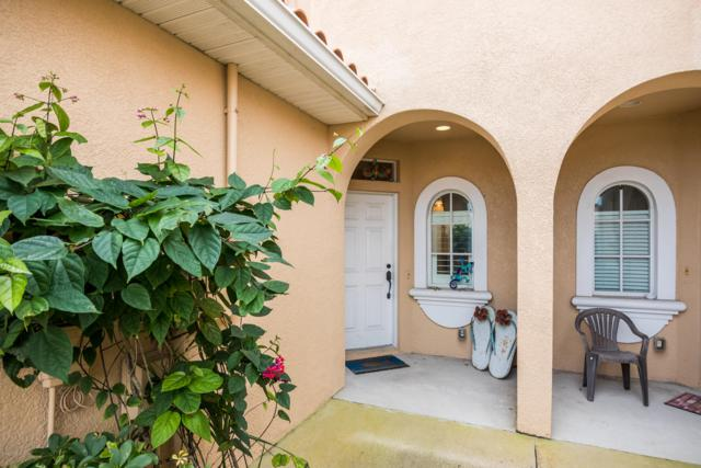 1255 Etruscan Way #106, Indian Harbour Beach, FL 32937 (MLS #831005) :: Pamela Myers Realty