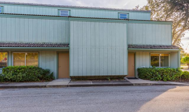 1250 W Eau Gallie Boulevard H, Melbourne, FL 32935 (MLS #831010) :: Pamela Myers Realty