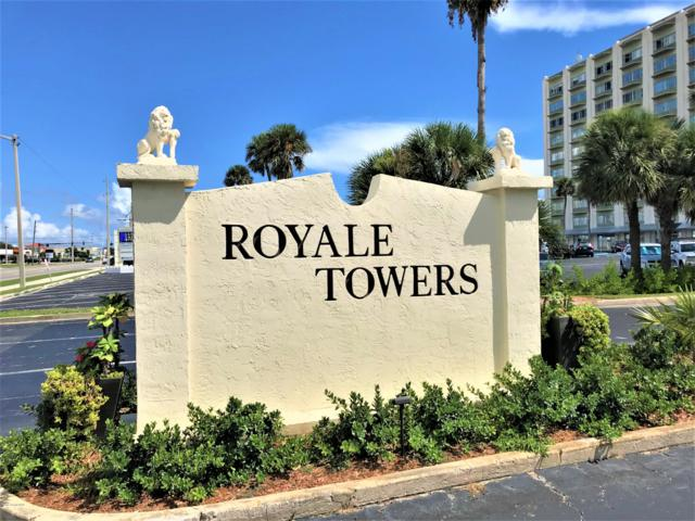 1830 N Atlantic Avenue #804, Cocoa Beach, FL 32931 (MLS #831075) :: Platinum Group / Keller Williams Realty